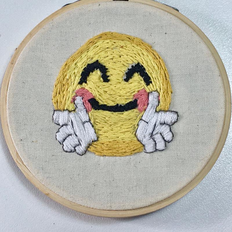Stitch a hug month